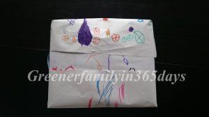 papier cadeau eco