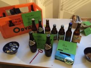 ZWF - Bieres consignees