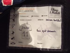 1Bag1Match - Julien