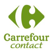 carrefour contact logo
