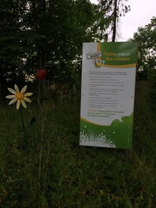 Les gestes eco-citoyens à Thoiry
