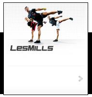 Les Mills BodyCombat TM