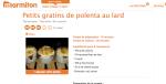 recette marmiton adapté par la greenerfamily