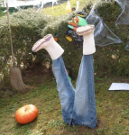 halloween decoration zerowaste