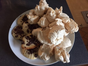 cookie meringue