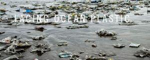 Face à l'océan en plastique