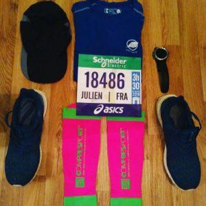 Racepack Marathon de Paris 2018